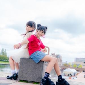 SA-NA,RUNA / photo by 福知杏@ふくちゃん