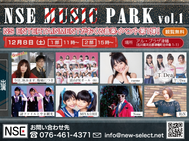 NSE MUSIC PARK Vol.1